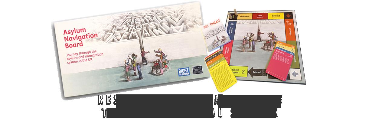 asylum navigation board