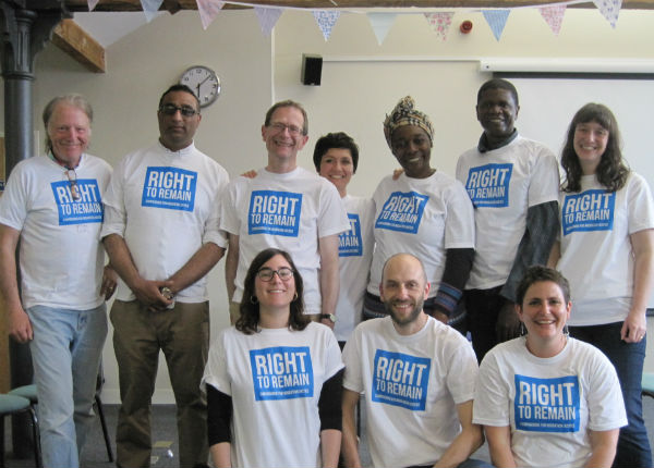 Right to Remain committee